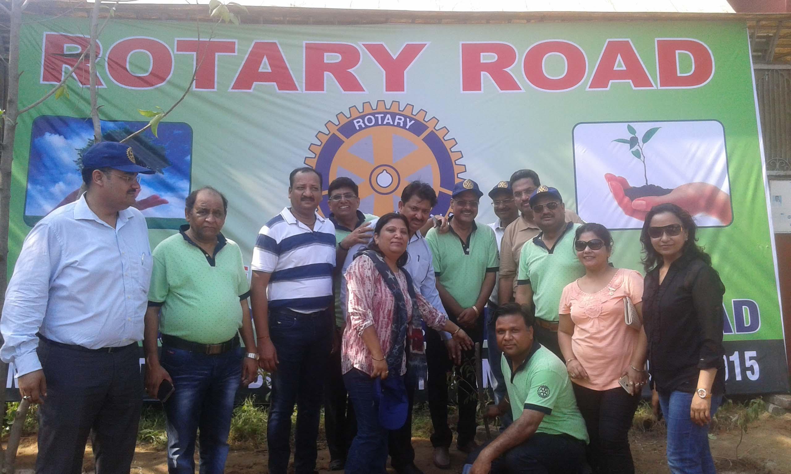 Rotary Plantation 0