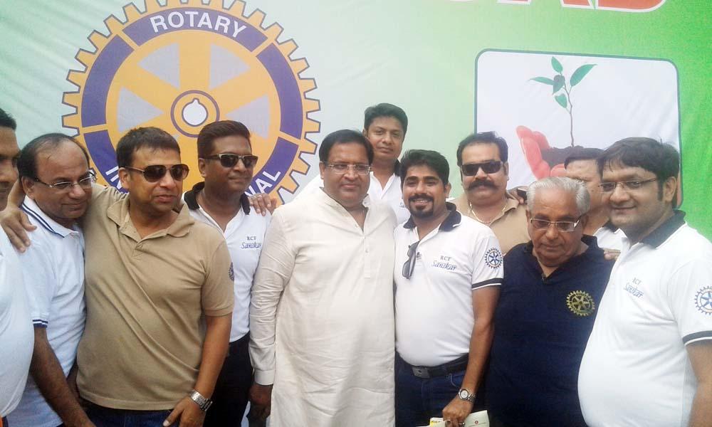 Rotary Plantation 7